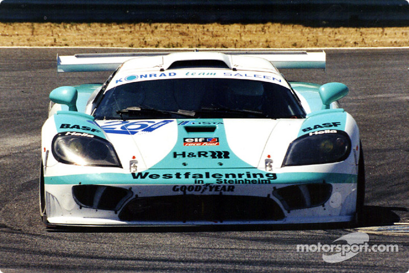 The Konrad Saleen took 3rd