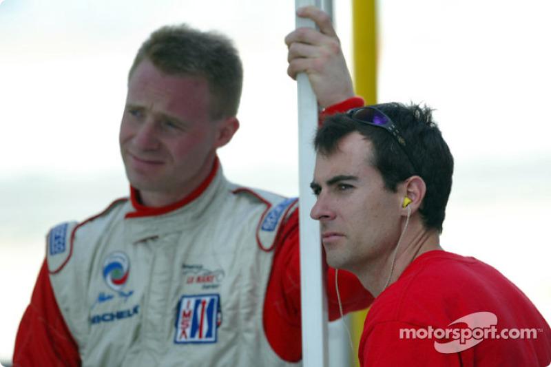 David Donohue and Bryan Herta