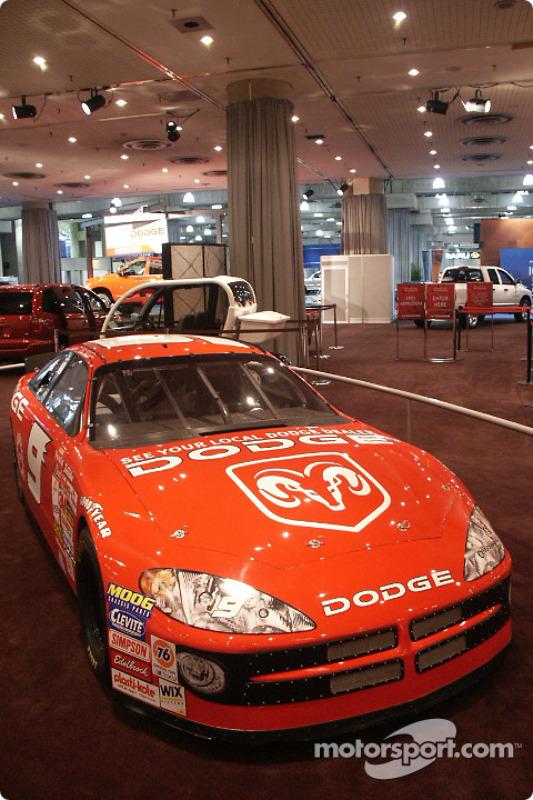 Bill Elliott's Dodge Intrepid
