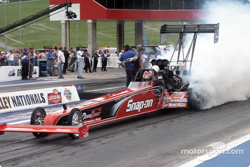 Doug Herbert burn out