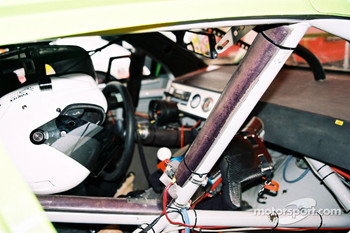 ARCA cockpit