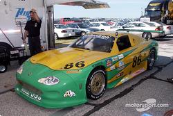 John Baucom's Jaguar