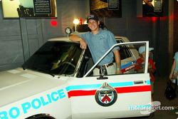 Visit of Toronto with ALMS drivers: Gunnar Jeannette