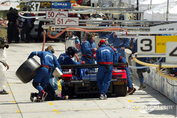 Pitstop at Panoz