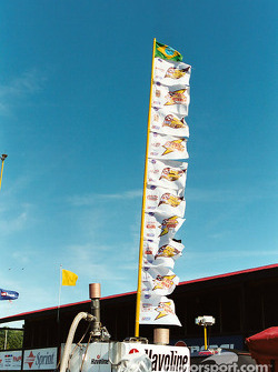 Pole awards for Newman-Haas