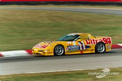 Powell Motorsports Corvette