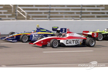 Ed Carpenter Marty Roth