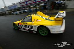 Honda NSX, Sebastien Philippe, Richard Lyons