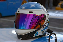 Randy Ruhlman's helmet