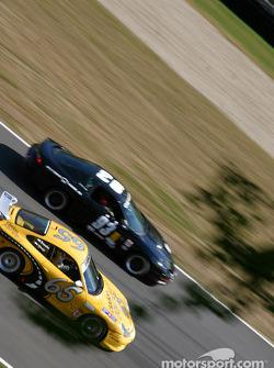 SpeedSource Porsche GT3 Cup and Gen 2 Racing Camaro