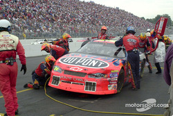Pitstop for Jeff Gordon