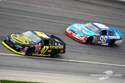 Shane Hmiel and Kasey Kahne