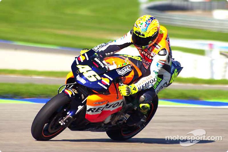 2002: Valentino Rossi (Honda RC211V)