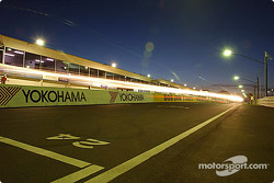 Bathurst pit straight