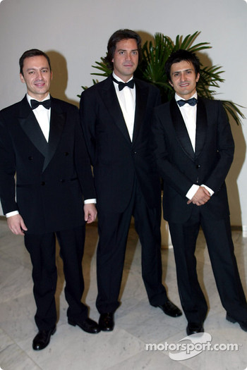 Christophe Bouchut, Stphane Ratel, Stphane Ortelli