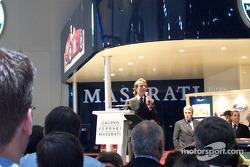 Maserati - Ferrari Press Conference