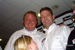 Michel Perridon and Jos Verstappen