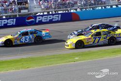 John Andretti, Dave Blaney and Mark Martin