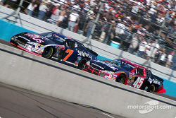 Jason Leffler and Kyle Petty