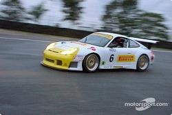 Raul Boesel, Max Wilson, Ricardo Maurício and Paulo Bonifácio; Porsche GT3RS
