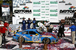 Ambience on victory lane