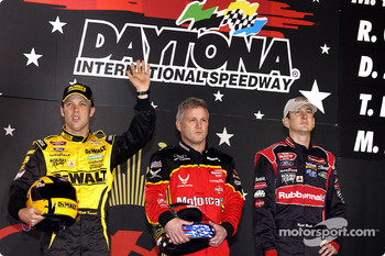 Drivers presentation: Matt Kenseth, Ricky Rudd and Kurt Busch