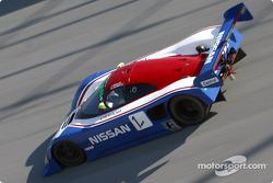 #1 1990 Nissan R90C: James Gue