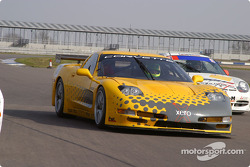 British GT cars on track