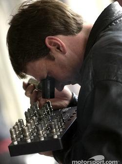 Doug Yates, engine builder for Robert Yates Racing