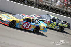 John Andretti and Jamie McMurray