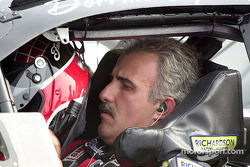 Derrike Cope in car