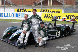 Johnny Herbert, David Brabham, Mark Blundell