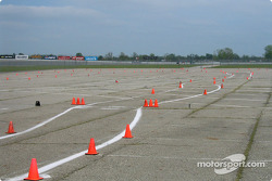 Track Time's Autocross track