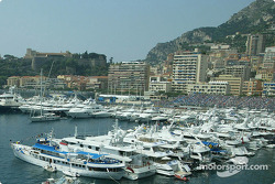 Beautiful port of Monaco
