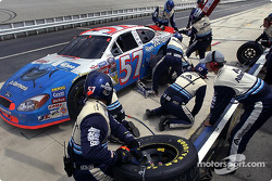 Pitstop for Jason Keller