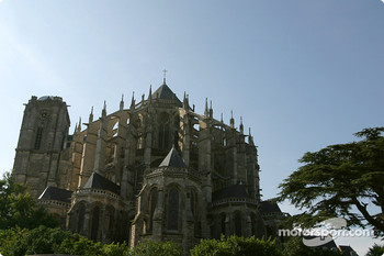Beautiful Cathédrale St. Julien in Le Mans