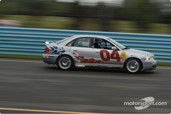 #04 Istook/Aines Motorsport-Audi S4