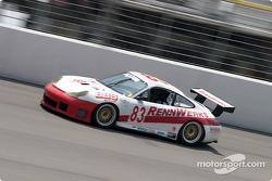 #83 Rennwerks Motorsports Porsche GT3 RS: Johannes van Overbeek, David Murray
