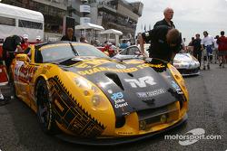 #91 DeWalt Racesport Salisbury TVR Tuscan T400R