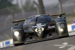 宾利车队8号宾利Speed 8:约翰尼·赫伯特、戴维布拉汉姆、马克·布伦德尔