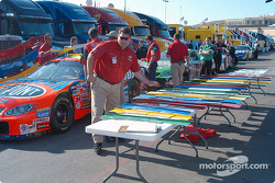 Templates at technical inspection