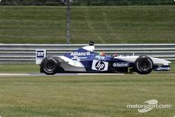 Jeff Gordon at speed