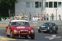 #37 MGB: Richard Lloyd, Bill Wykeham