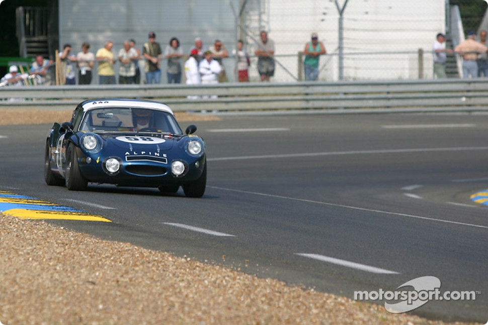 #58 Alpine A210: Sylvain Stepak, Henri Stepak