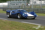 #2 Lola T70 MkIII: Craig Jones, Nick Amey