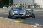 #22 Ferrari 250 SWB: Jeremy Agace