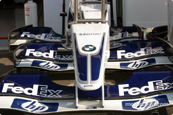 Williams-BMW noses and wings