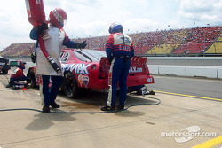 Pitstop for Rick Carelli