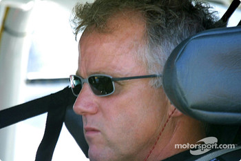 Ricky Rudd prepares for his 700th start