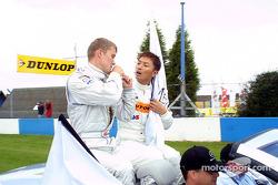 Marcel Fassler and Katsutomo Kaneishi